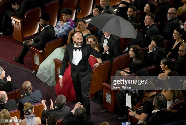 KeeganMichael Key speaks the 91st Annual Academy Awards at Dolby Theatre on February 24 2019 in Hollywood California