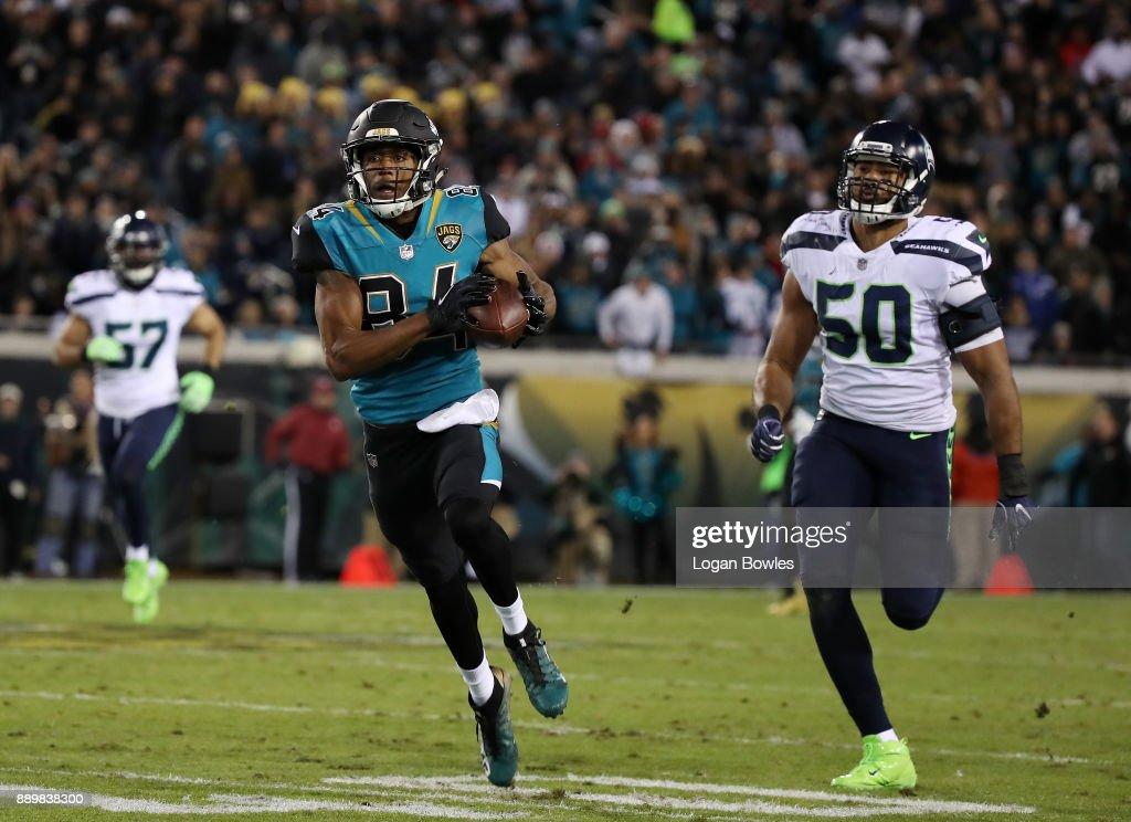 Seattle Seahawks vJacksonville Jaguars