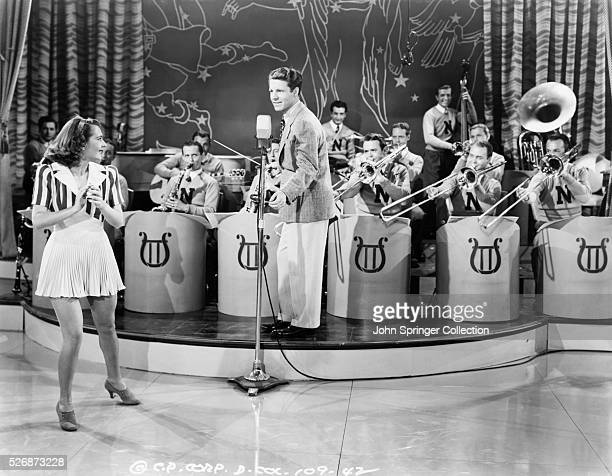 Keeler plays Betty Blake a tap dancer who performs with Ozzie Nelson's band in the 1941 film Sweetheart on Campus The movie contained many peppy...