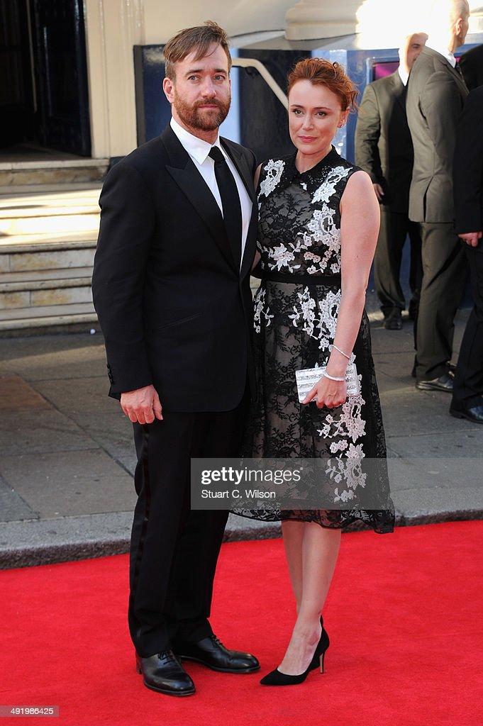 Arqiva British Academy Television Awards : News Photo