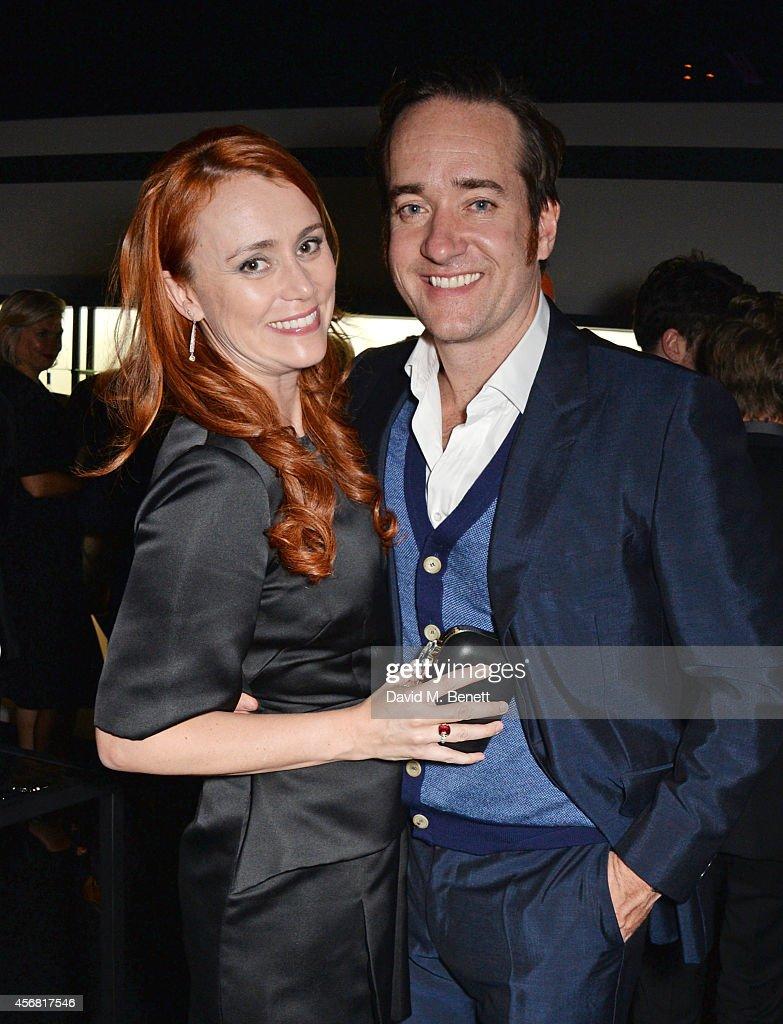 BFI London Film Festival - IWC Gala Dinner In Honour Of The BFI : News Photo