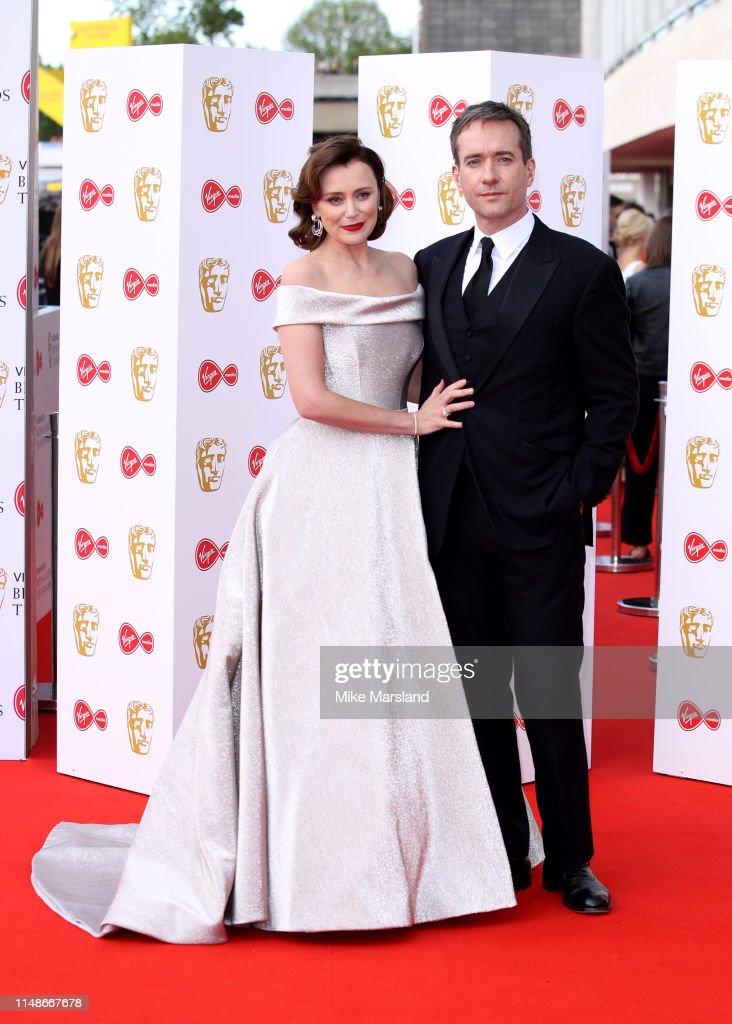 Virgin Media British Academy Television Awards 2019 - Red Carpet Arrivals : Nachrichtenfoto