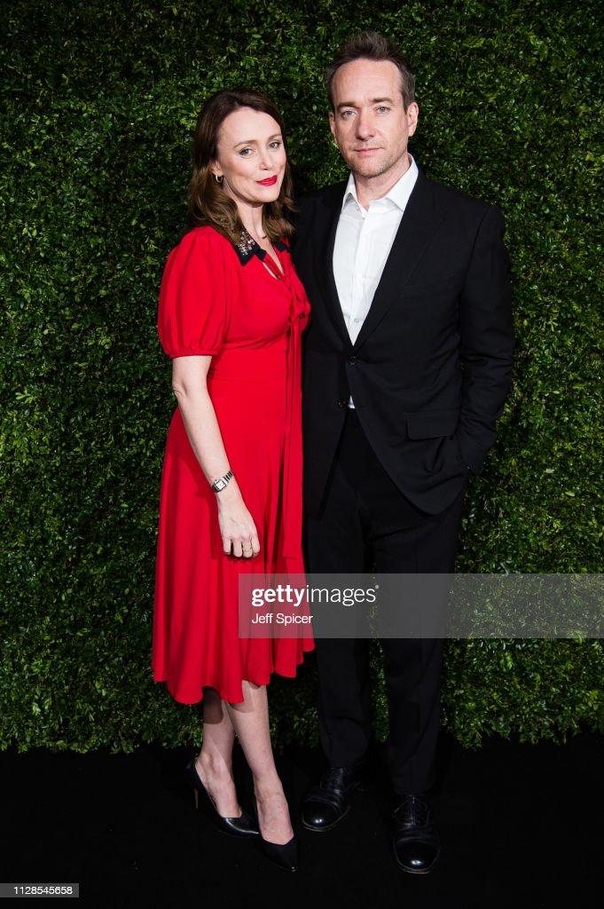 The Charles Finch & Chanel Pre-BAFTA's Dinner : ニュース写真