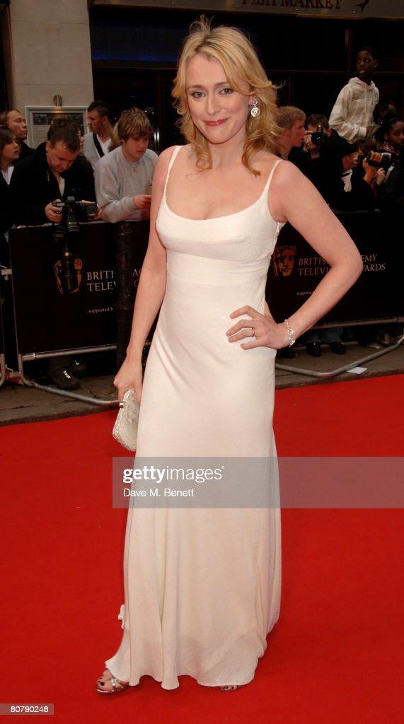 British Academy Television Awards 2008 - Arrivals : News Photo