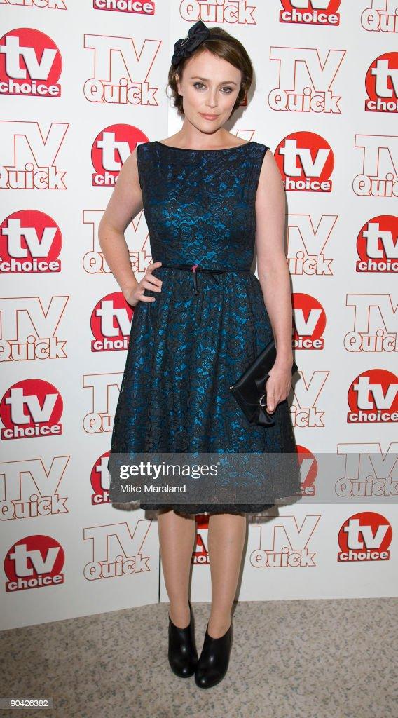 TV Quick & TV Choice Awards : News Photo