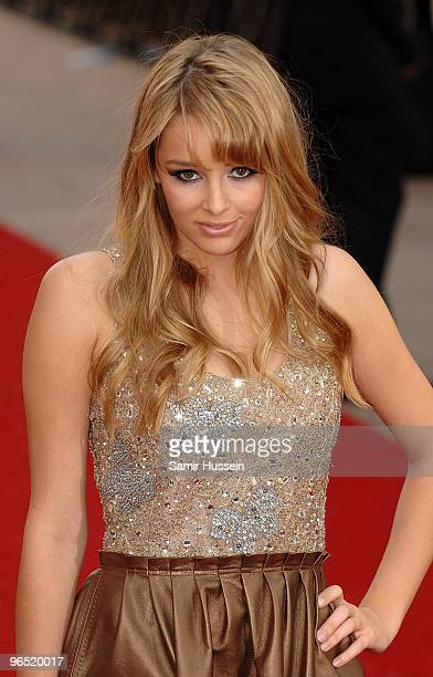 Keeley Hazell arrives at World Premiere of 'Sex And The City' at the Odeon Leicester Square on May 5 2008 in London England