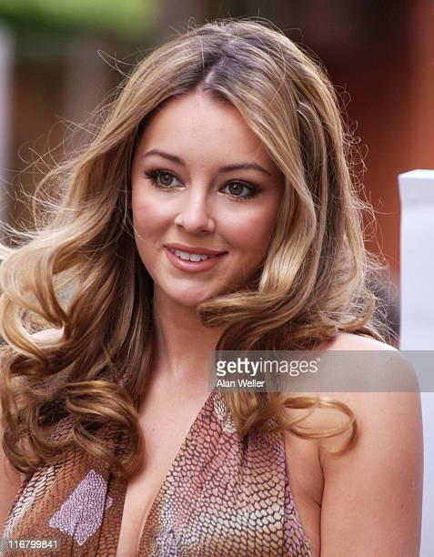 Keeley Hazell is crowned babe100com's Babe of the Year