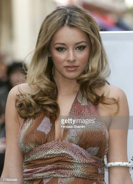 Keeley Hazell winner of babe100com's Babe of the Year
