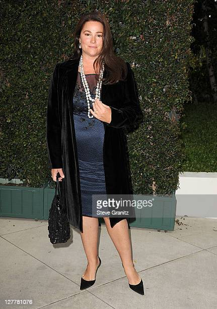Keely Shaye Smith attends the Natural Resources Defense Council's Ocean Initiative Benefit Hosted By Chanel on June 4 2011 in Malibu California