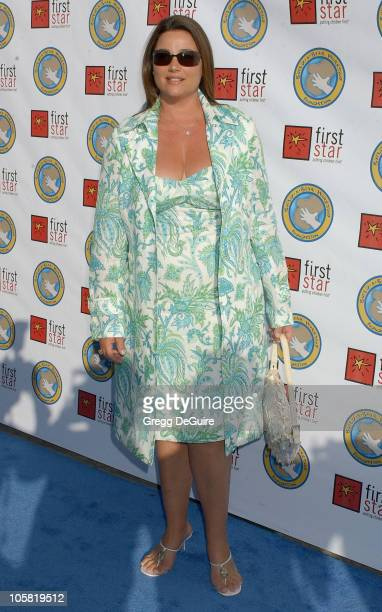 Keely Shaye Smith during First Star's Celebration For Children's Rights Benefit at Santa Monica Barker Hanger in Santa Monica California United States