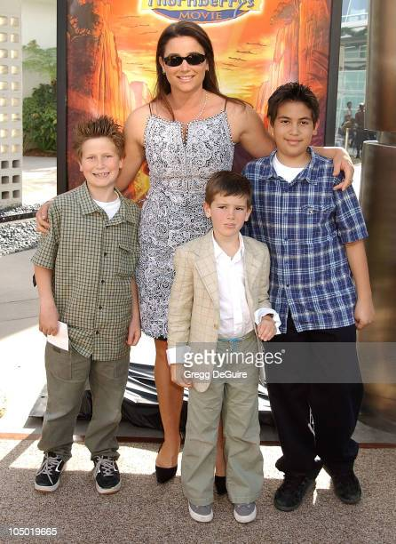 Keely Shaye Smith guests during The Wild Thornberrys Movie Premiere at Cinerama Dome in Hollywood California United States