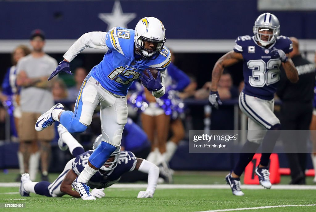 Los Angeles Chargers v Dallas Cowboys : News Photo
