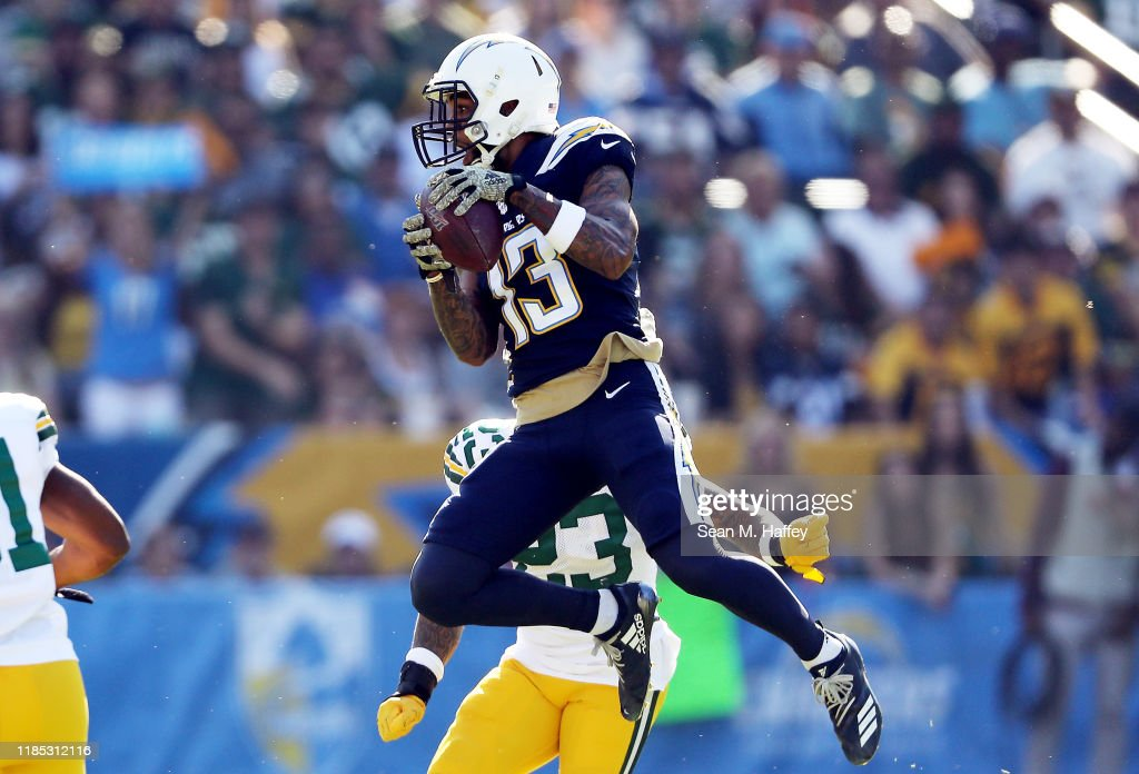 Green Bay Packers vLos Angeles Chargers : News Photo