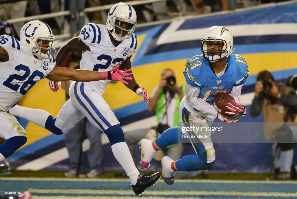 Indianapolis Colts v San Diego Chargers