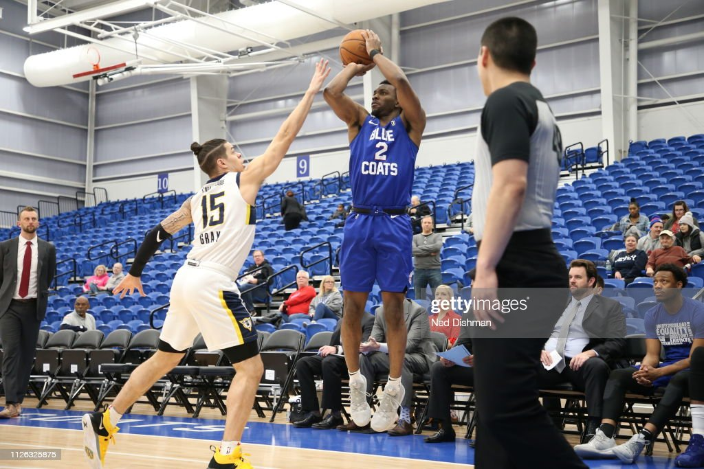 DE: Fort Wayne Mad Ants v Delaware Blue Coats