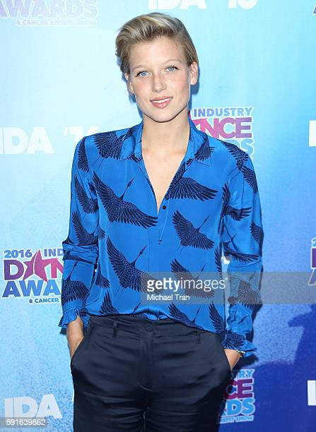 Keenan Kampa arrives at the 2016 Industry Dance Awards held at Avalon on August 17 2016 in Hollywood California