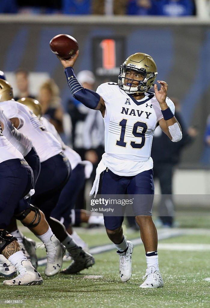 Navy v Memphis