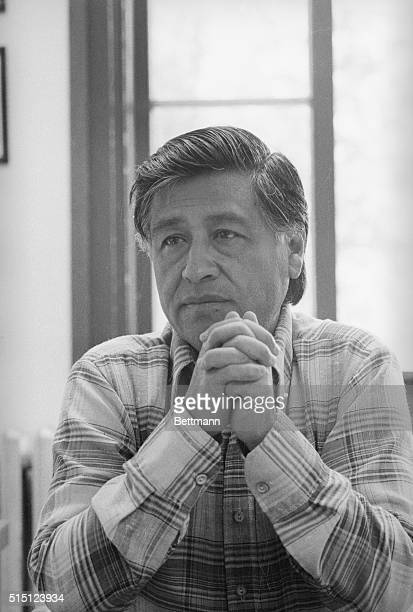 Keene California Cesar Chavez who turns 51 this week is at his farm labor movement's now growing headquarters complex called La Paz recently The...