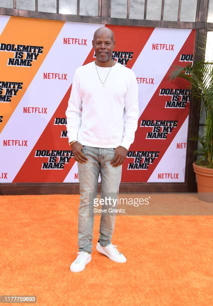 Keenen Ivory Wayans attends the LA premiere of Netflix's Dolemite Is My Name at Regency Village Theatre on September 28 2019 in Westwood California