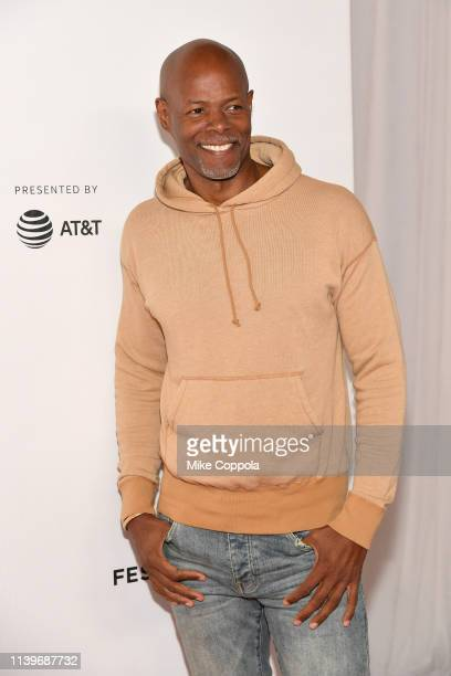 Keenen Ivory Wayans attends the Tribeca TV In Living Color 25th Anniversary Reunion during the 2019 Tribeca Film Festival at Spring Studio on April...