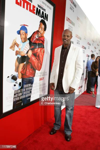 Keenen Ivory Wayans Director/Producer/Writer during The Premiere of Columbia Pictures and Revolution Studios Little Man at Mann National Theatre in...