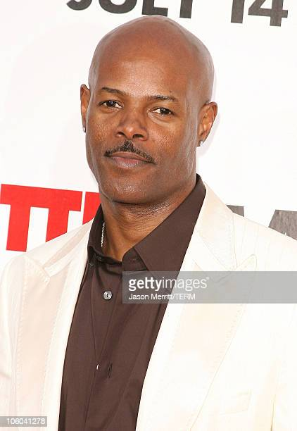Keenen Ivory Wayans during Little Man Los Angeles Premiere Arrivals at Mann National Theatre in Westwood California United States