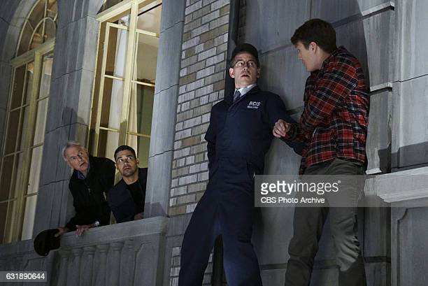'Keep Going' During an NCIS hitandrun investigation Palmer joins a stranger on the outside ledge of a building in an attempt to save his life on NCIS...