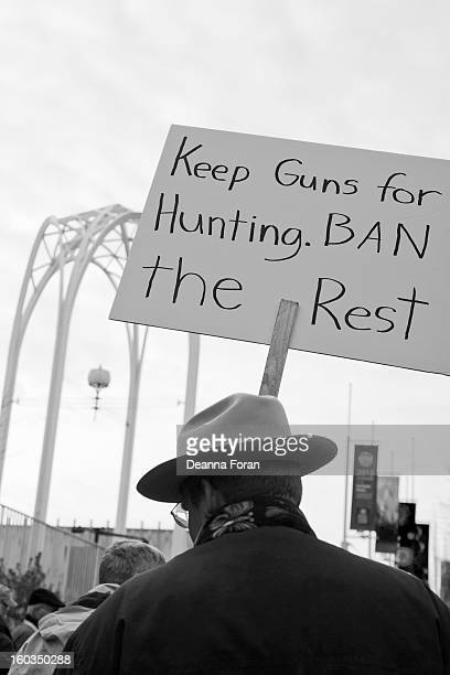 Keep Guns for Hunting. BAN the Rest. March from Westlake Plaza to the Seattle Center, Seattle, WA