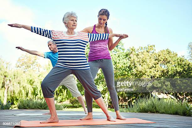 Keep in shape no matter your age