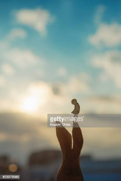keep on believing - kouichi chiba stock photos and pictures