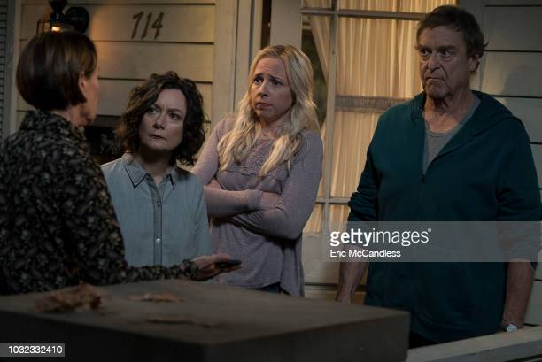 THE CONNERS Keep on Truckin In the premiere episode Keep on Truckin a sudden turn of events forces the Conners to face the daily struggles of life in...