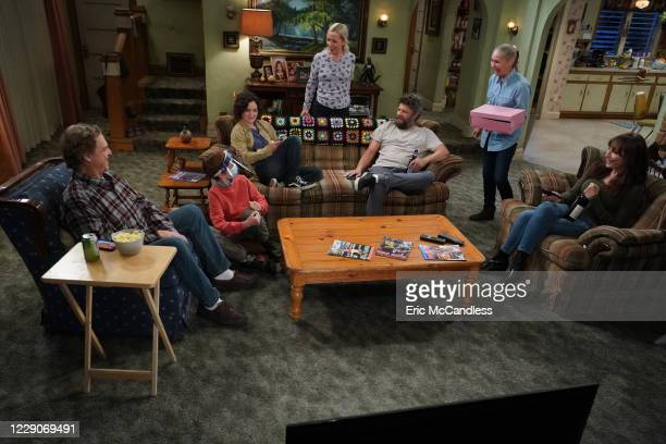 THE CONNERS Keep On Truckin Six Feet Apart The Conners are back and dealing with the pandemic and lifes financial troubles loom over the family Dan...