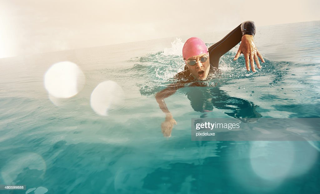 Keep pushing your limits : Stock Photo