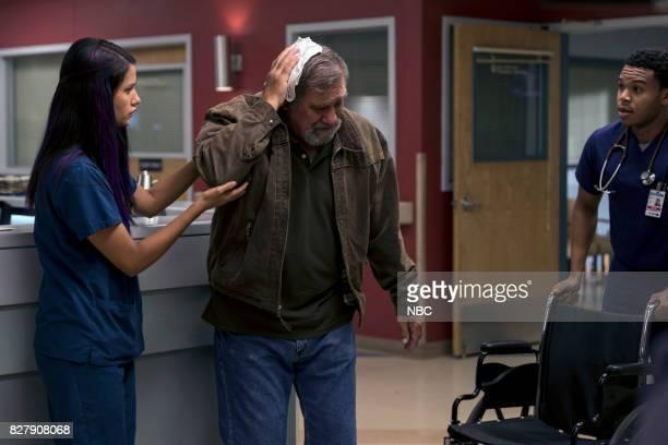 SHIFT Keep The Faith Episode 407 Pictured Tanaya Beatty as Shannon Rivera Dan Lauria as Douglas Stratton Robert Bailey Jr as Paul Cummings