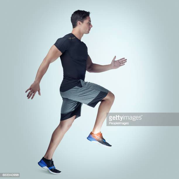 keep your body's limits in mind - foot bone stock pictures, royalty-free photos & images