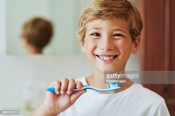 Keep your smile bright by brushing your teeth