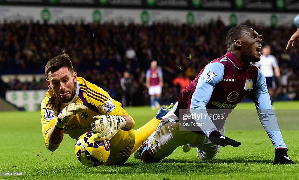 West Bromwich Albion v Aston Villa - Premier League : News Photo