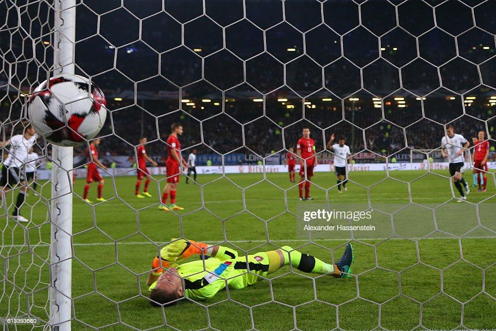 Germany v Czech Republic - 2018 FIFA World Cup Qualifier : News Photo