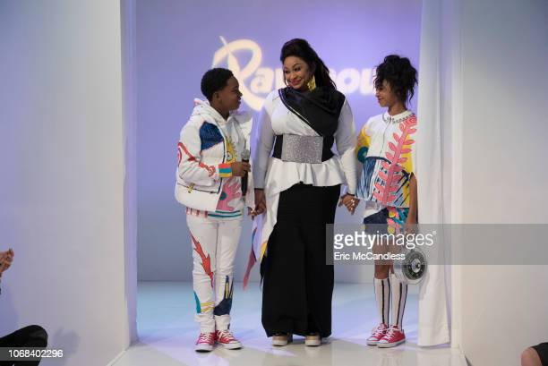 S HOME Keepin' It Real Raven secures social influencer Lil Z to appear at the launch of her fashion line Ravenous but the kids compromise everything...