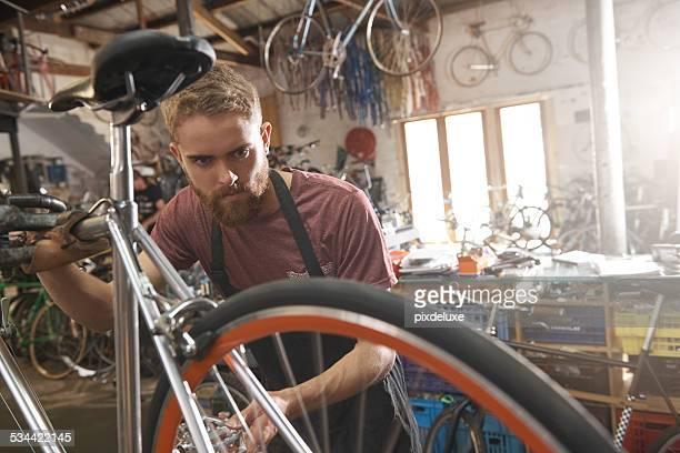 Keeping an eye on quality workmanship