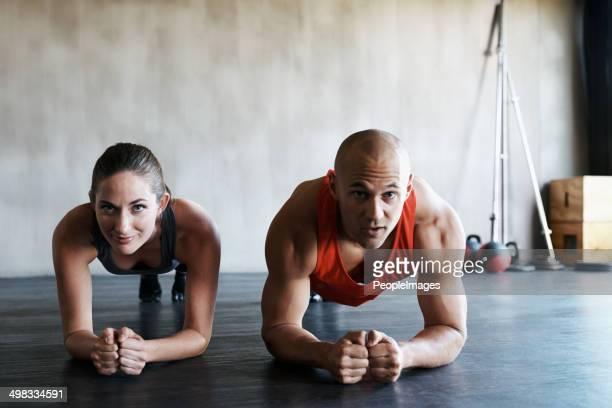 Halte den anderen Ansatz zur Bekämpfung für fitness