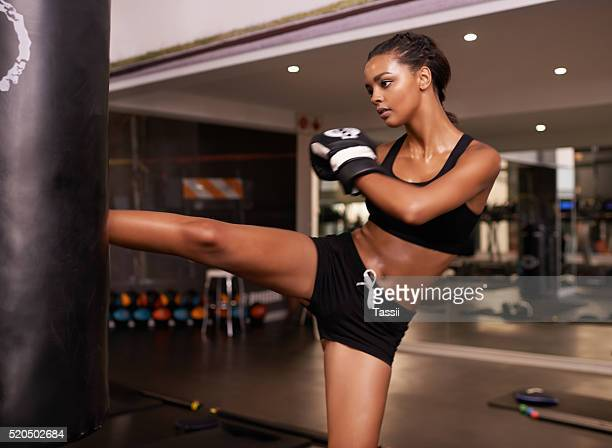 Keeping fit with self defence