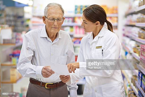 Keeping her customers informed