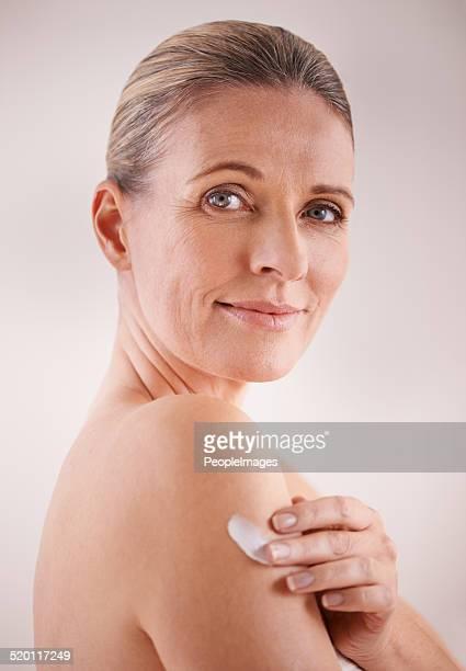 Damit Ihre Haut weicher