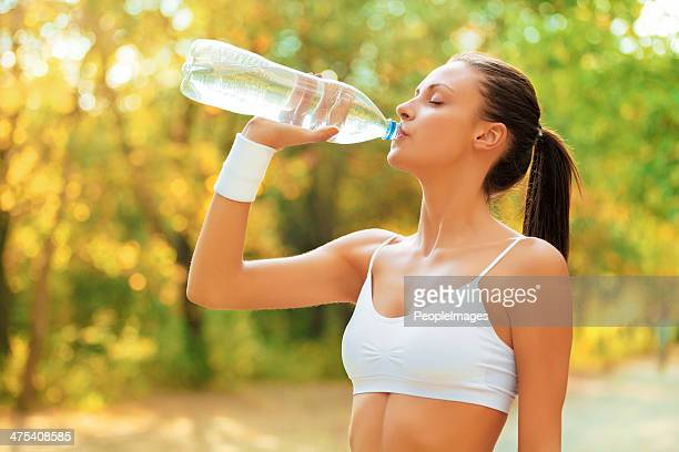 Keeping hydrated!