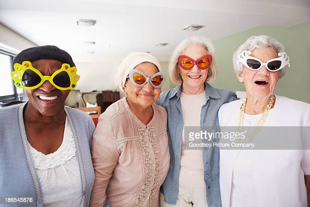 keeping it cool in their older years - old lady funny stock pictures, royalty-free photos & images