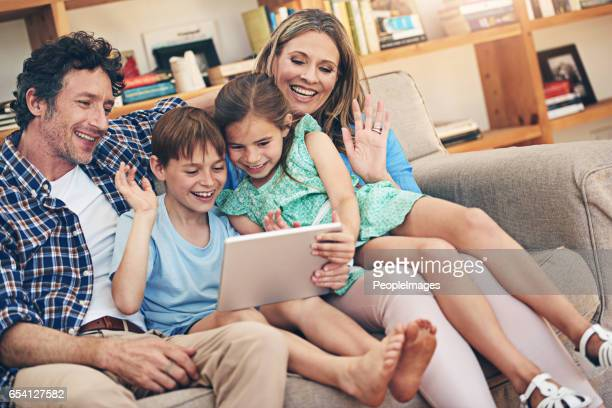 Keeping the family connection alive with long distance apps