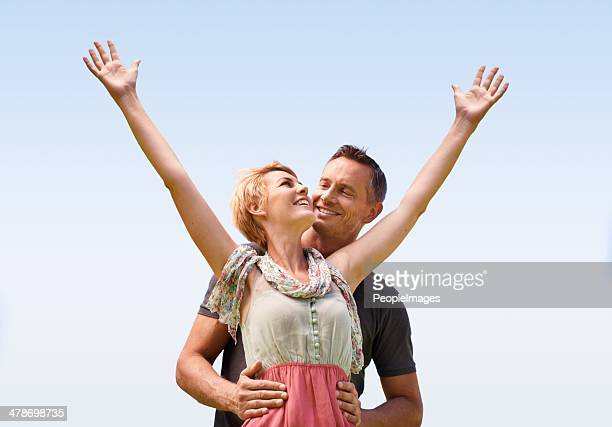 keeping their spirits strong with a healthy marriage - peopleimages stock pictures, royalty-free photos & images