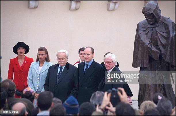 Kees Verkade in Monaco on January 07 1997
