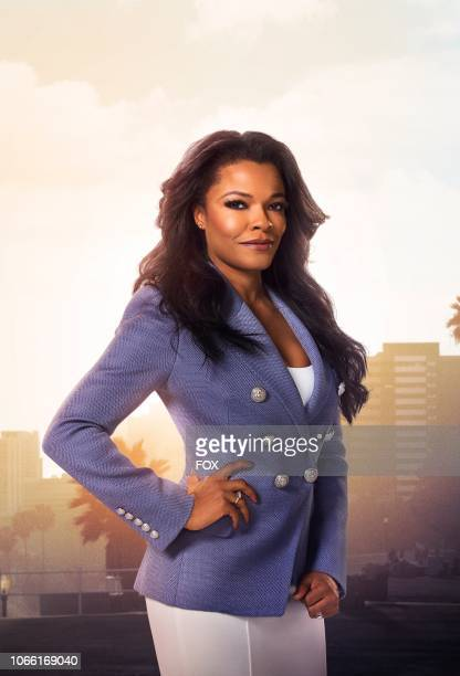 Keesha Sharp as Trish Murtaugh Season Three of LETHAL WEAPON premieres Tuesday Sept 25 on FOX